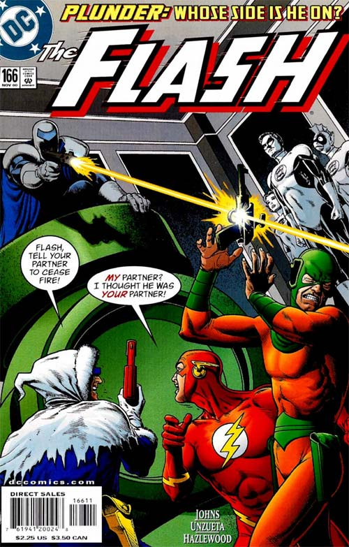 The Flash Vol 2 166
