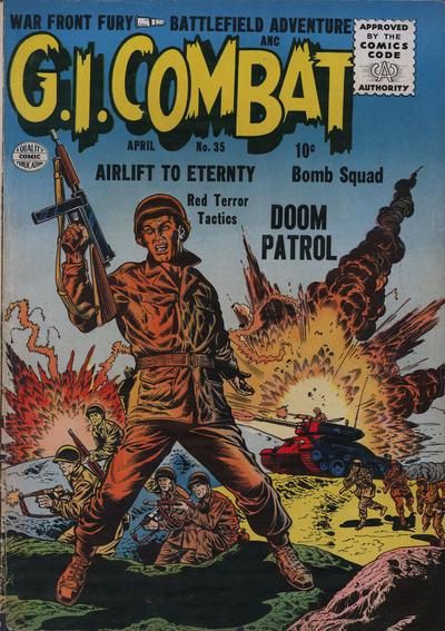 G.I. Combat Vol 1 35