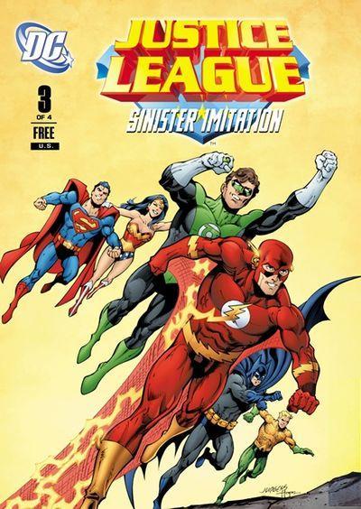 General Mills Presents: Justice League Vol 1 3