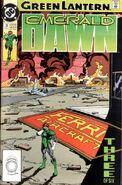 Green Lantern Emerald Dawn 3