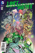 Green Lantern The Lost Army Vol 1 6