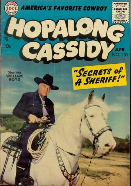 Hopalong Cassidy Vol 1 100