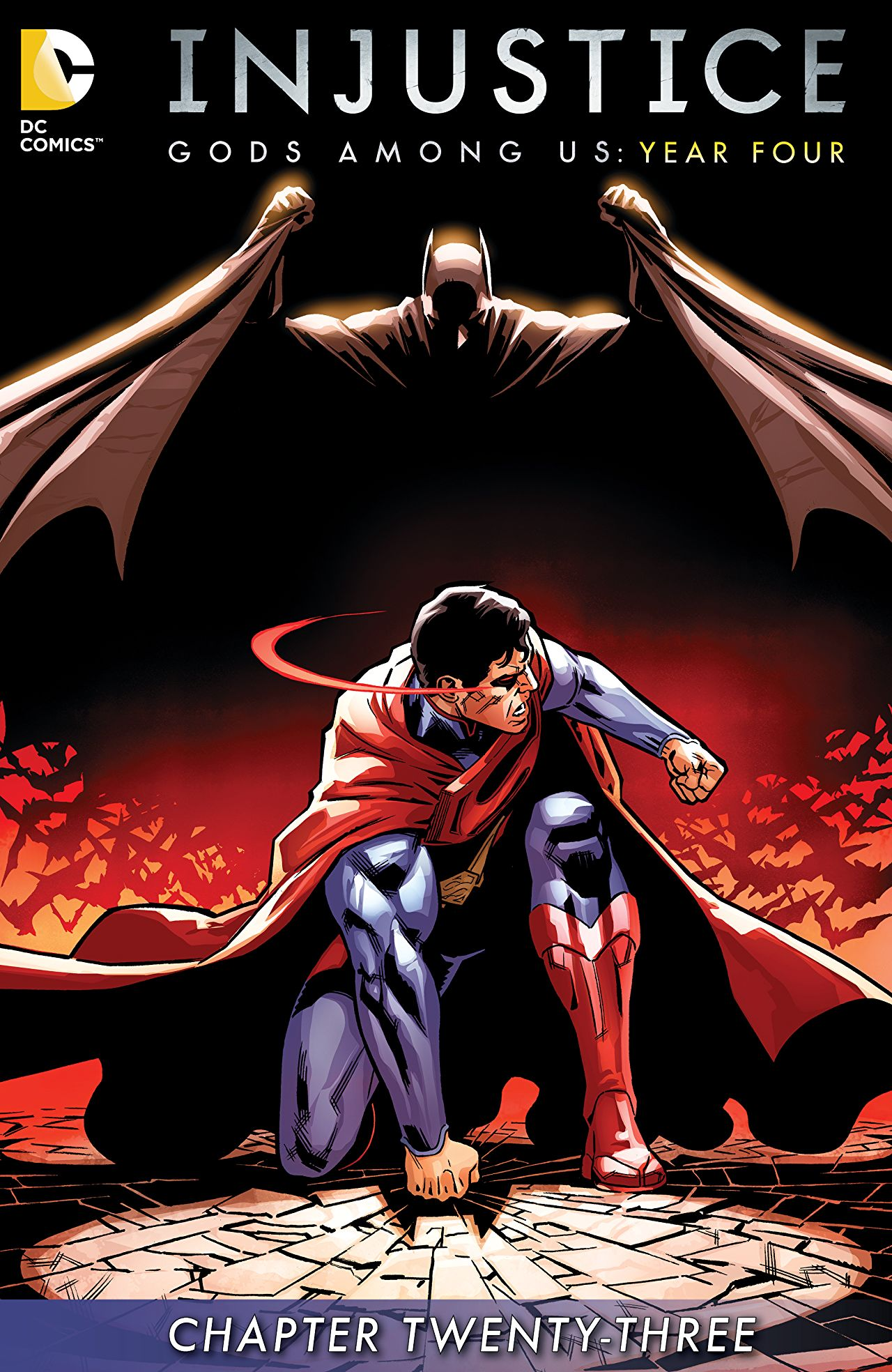 Injustice: Gods Among Us: Year Four Vol 1 23 (Digital)