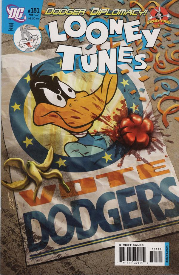 Looney Tunes Vol 1 181