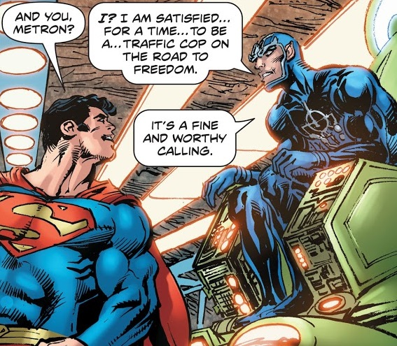 Metron (The Coming of the Supermen)