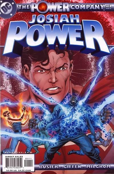 The Power Company: Josiah The Power Vol 1 1