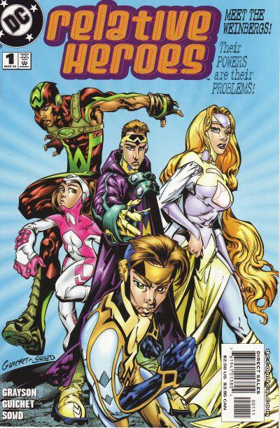 Relative Heroes Vol 1