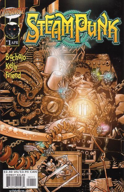 Steampunk Vol 1