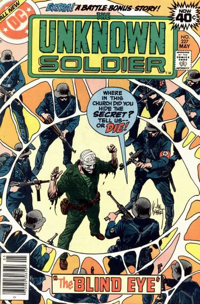 Unknown Soldier Vol 1 227