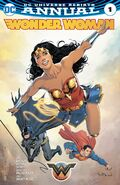 Wonder Woman Annual Vol 5 1