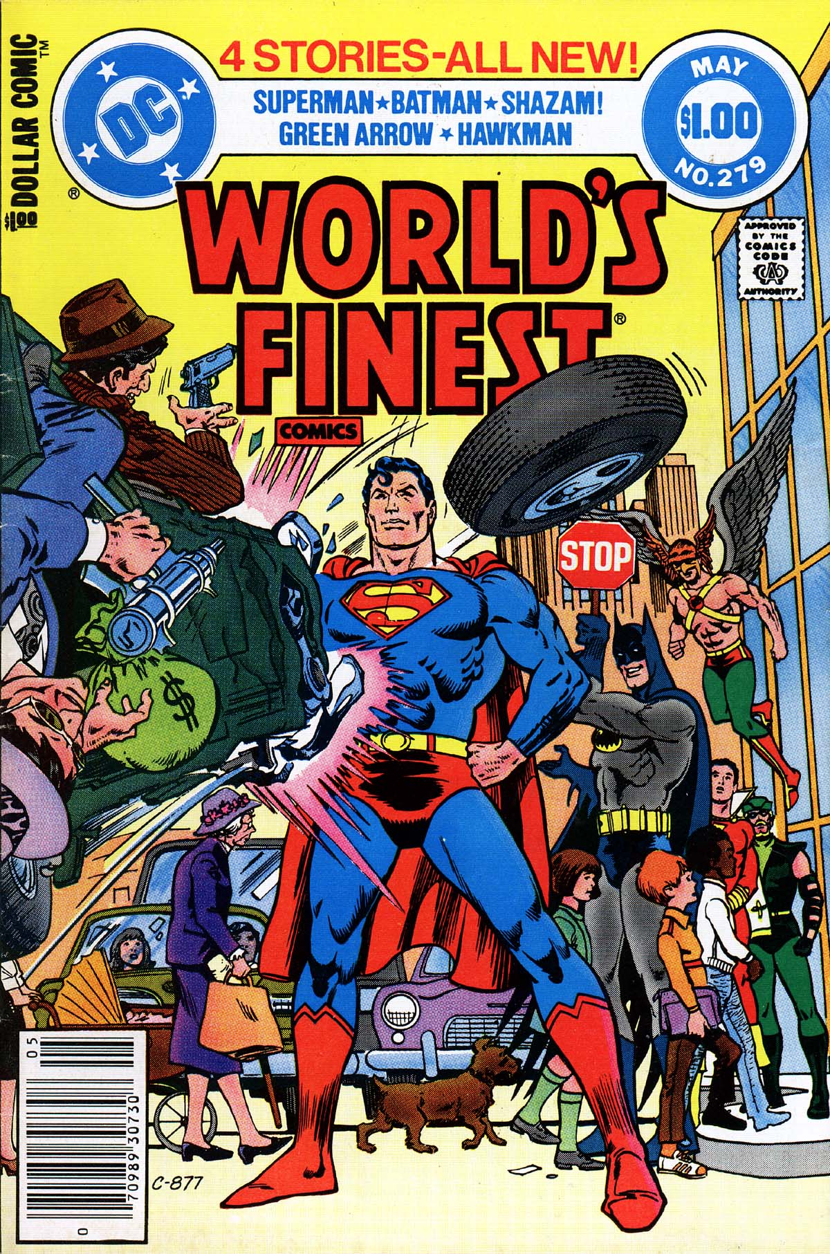 World's Finest Vol 1 279