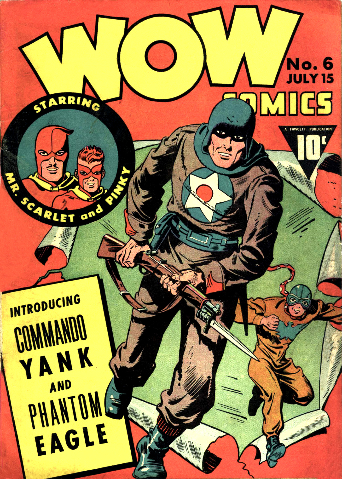 Wow Comics Vol 1 6