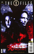 X-Files - 30 Days of Night Vol 1 2