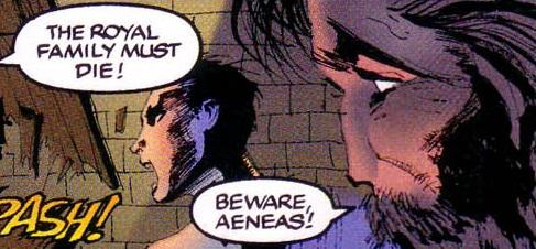 Aeneas (Wildstorm Universe)