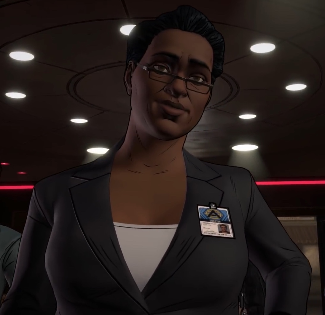 Amanda Waller (Batman: The Telltale Series)