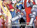 Ame-Comi Girls: Earth in Crisis (Collected)