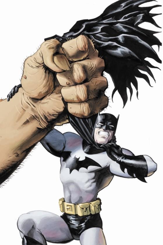 Batman and the Monster Men Vol 1 4