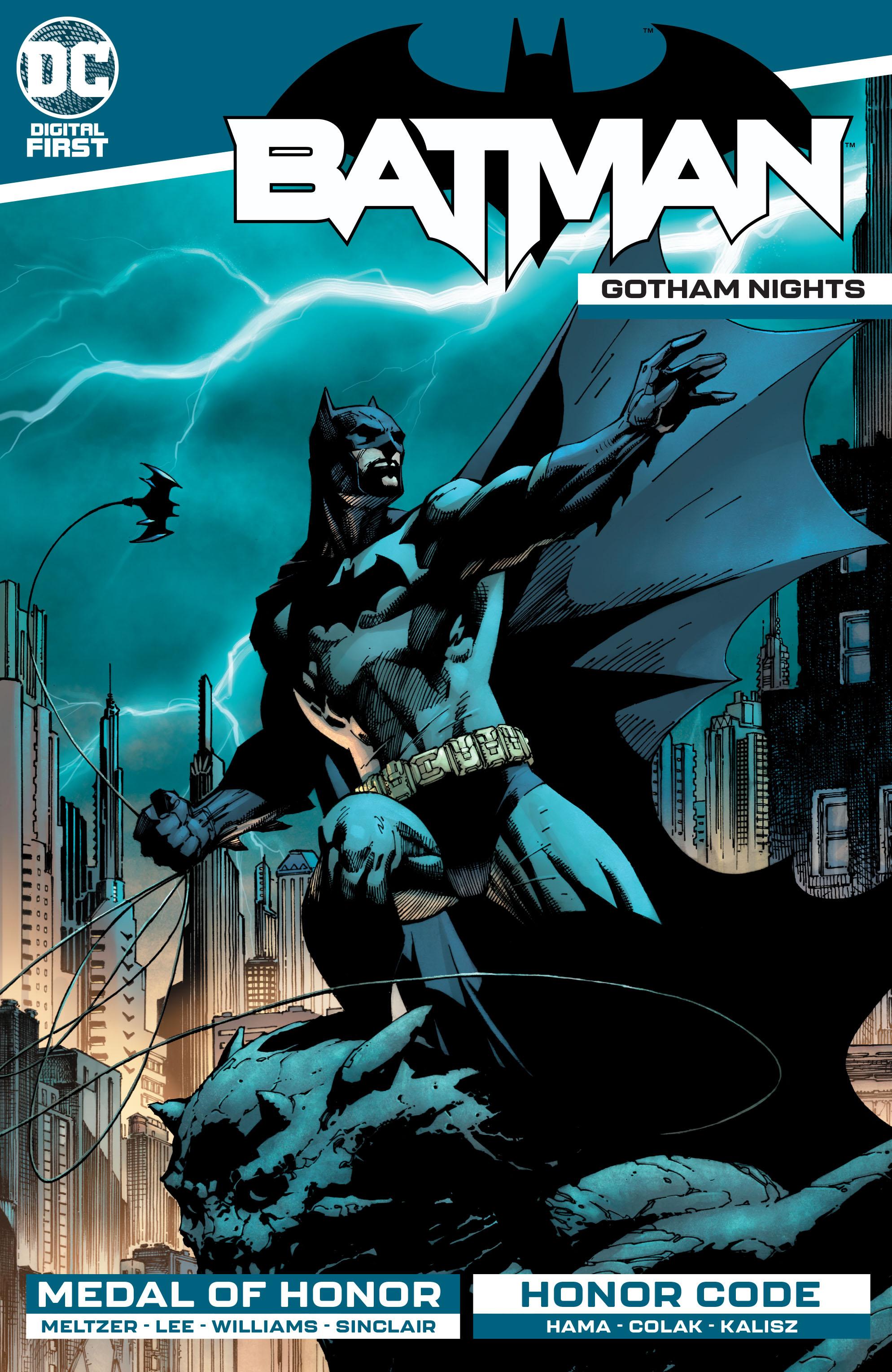 Batman: Gotham Nights Vol 1 (Digital)