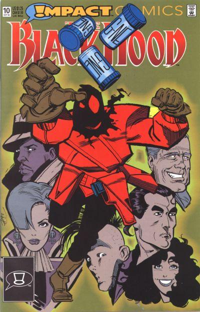 Black Hood Vol 1 10