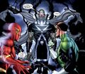 Black Lantern Martian Manhunter 03
