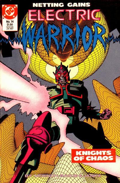 Electric Warrior Vol 1 14