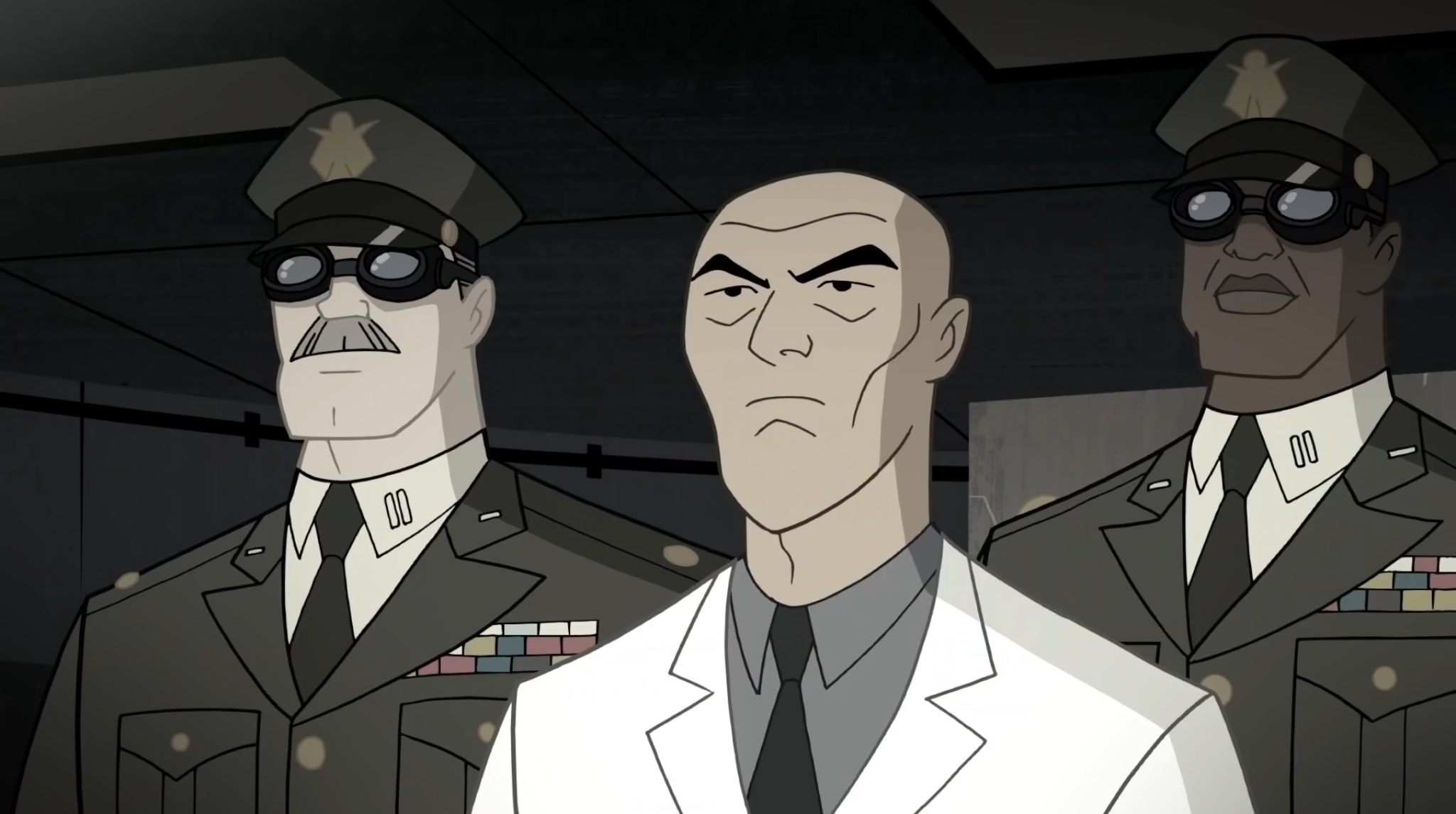 Eric Shanner (Justice League Action)