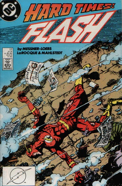 The Flash Vol 2 17