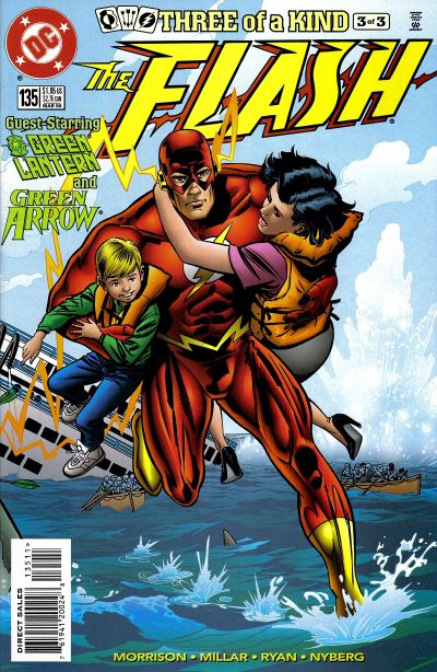 The Flash Vol 2 135