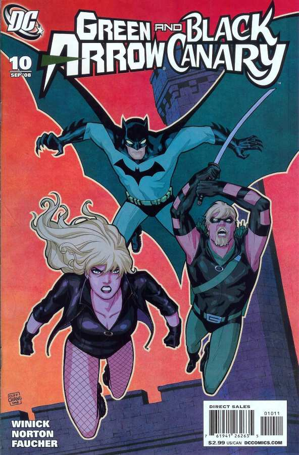 Green Arrow and Black Canary Vol 1 10