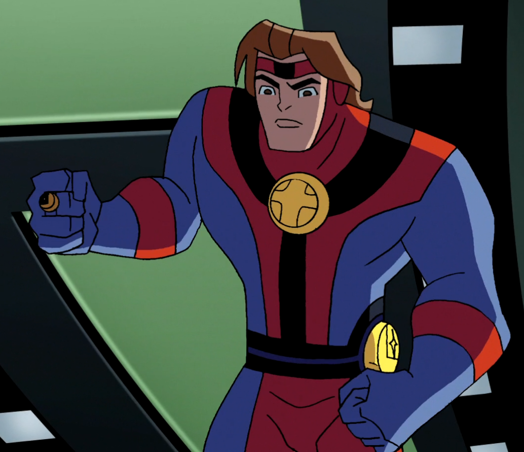 Gim Allon (Legion of Super-Heroes TV Series)