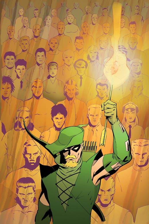 Green Arrow Vol 3 38