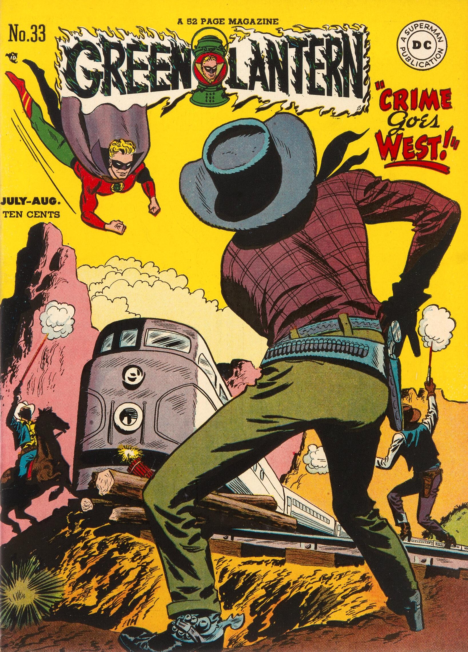 Green Lantern Vol 1 33