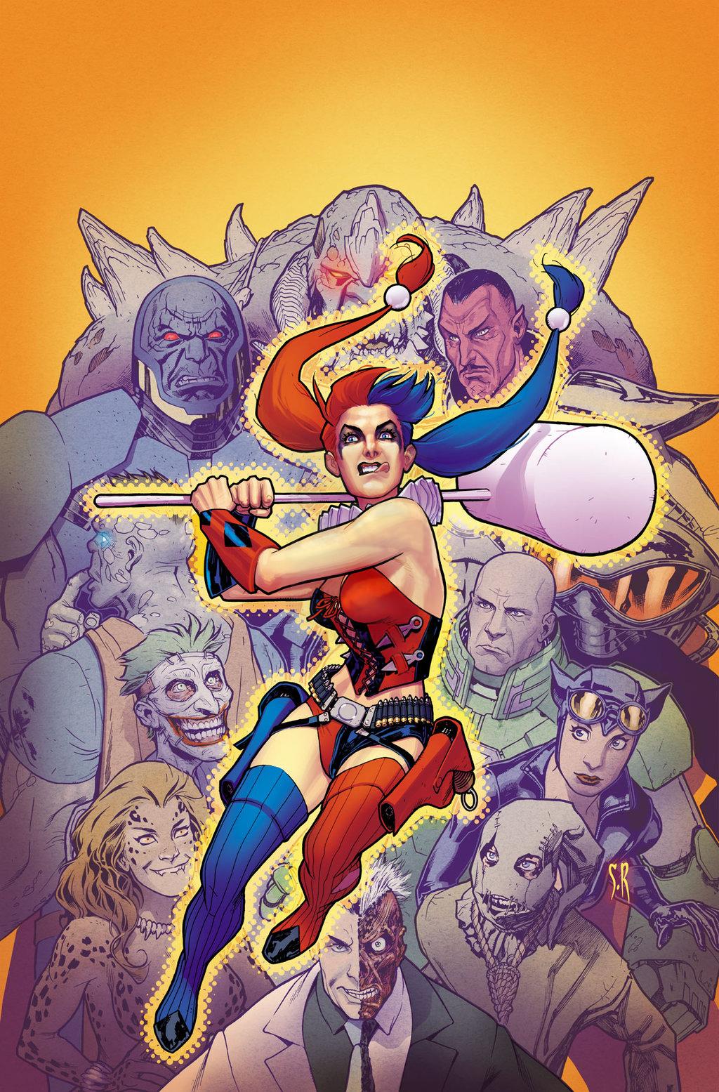 Harley Quinn Vol 2 0 Textless Variant.jpg