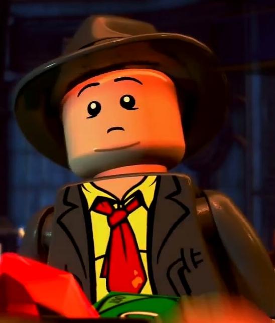Harvey Bullock (Lego Batman)