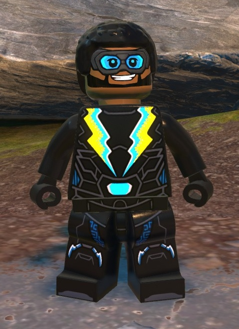 Jefferson Pierce (Lego Batman)