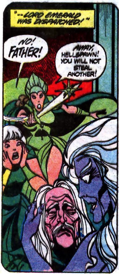 Lady Emerald I (New Earth)