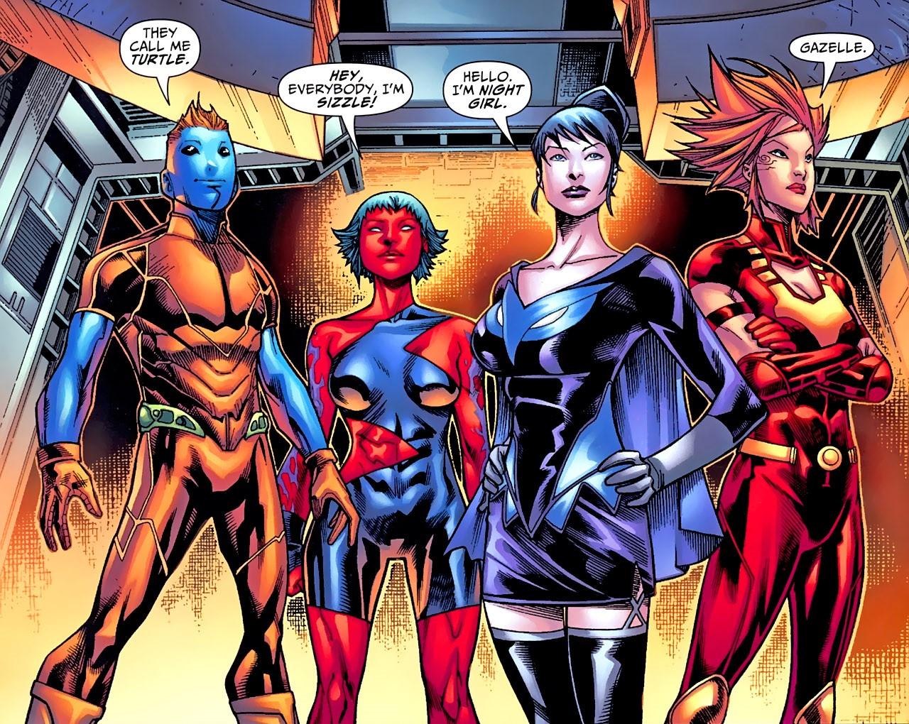Legion Reserves (Earth-Prime)