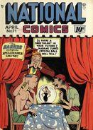 National Comics Vol 1 71