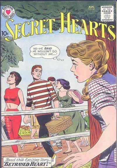 Secret Hearts Vol 1 65