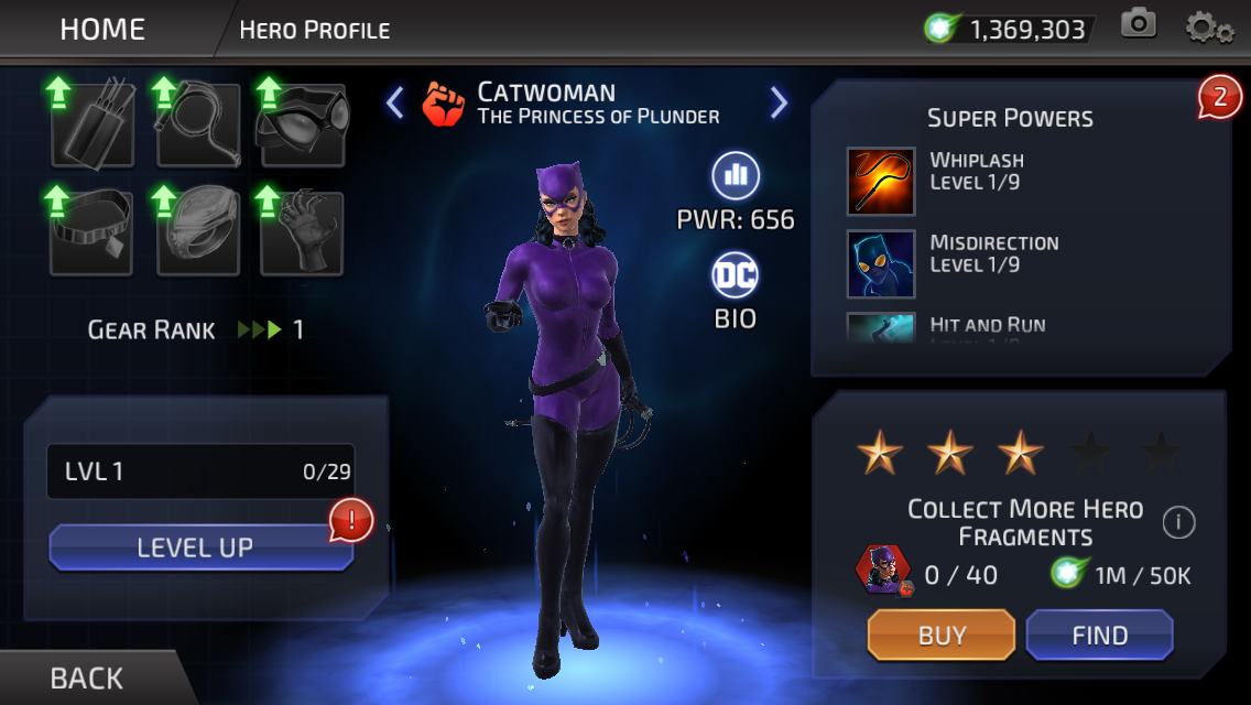 Selina Kyle (DC Legends)