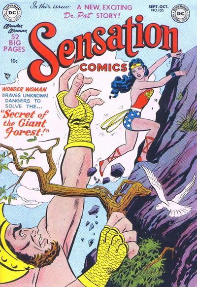 Sensation Comics Vol 1 105