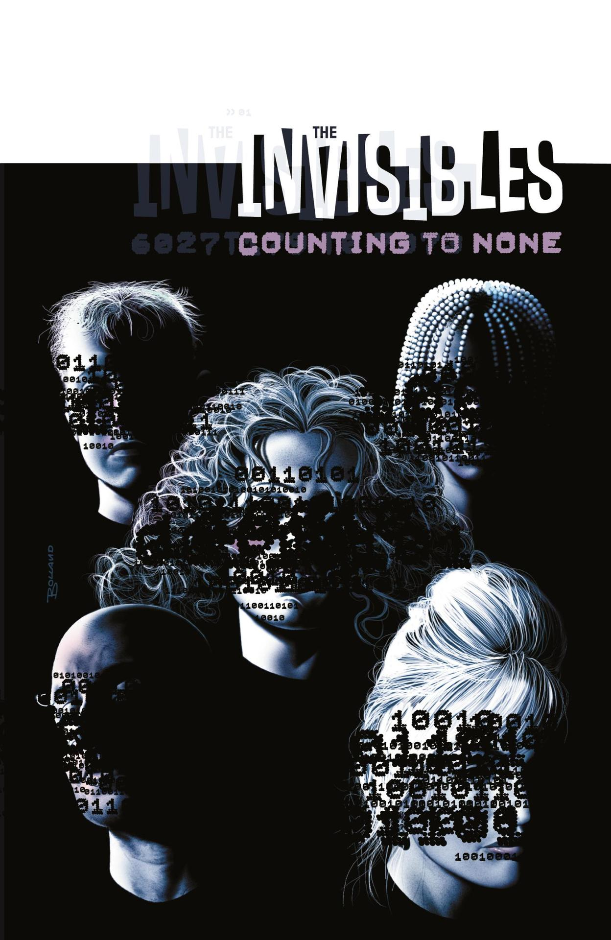 The Invisibles Volume 05: Counting to None (Collected)