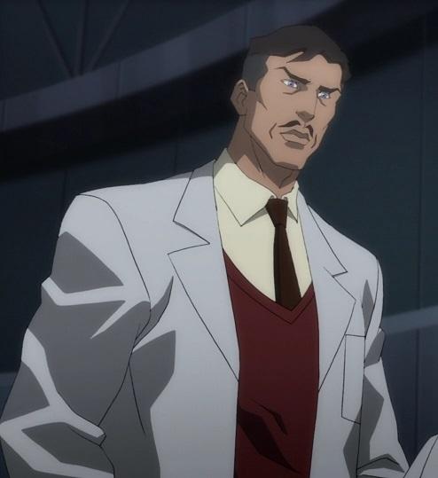 Thomas Morrow (DC Animated Movie Universe)