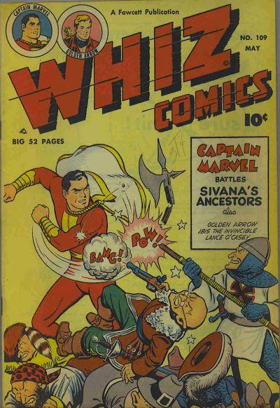 Whiz Comics Vol 1 109