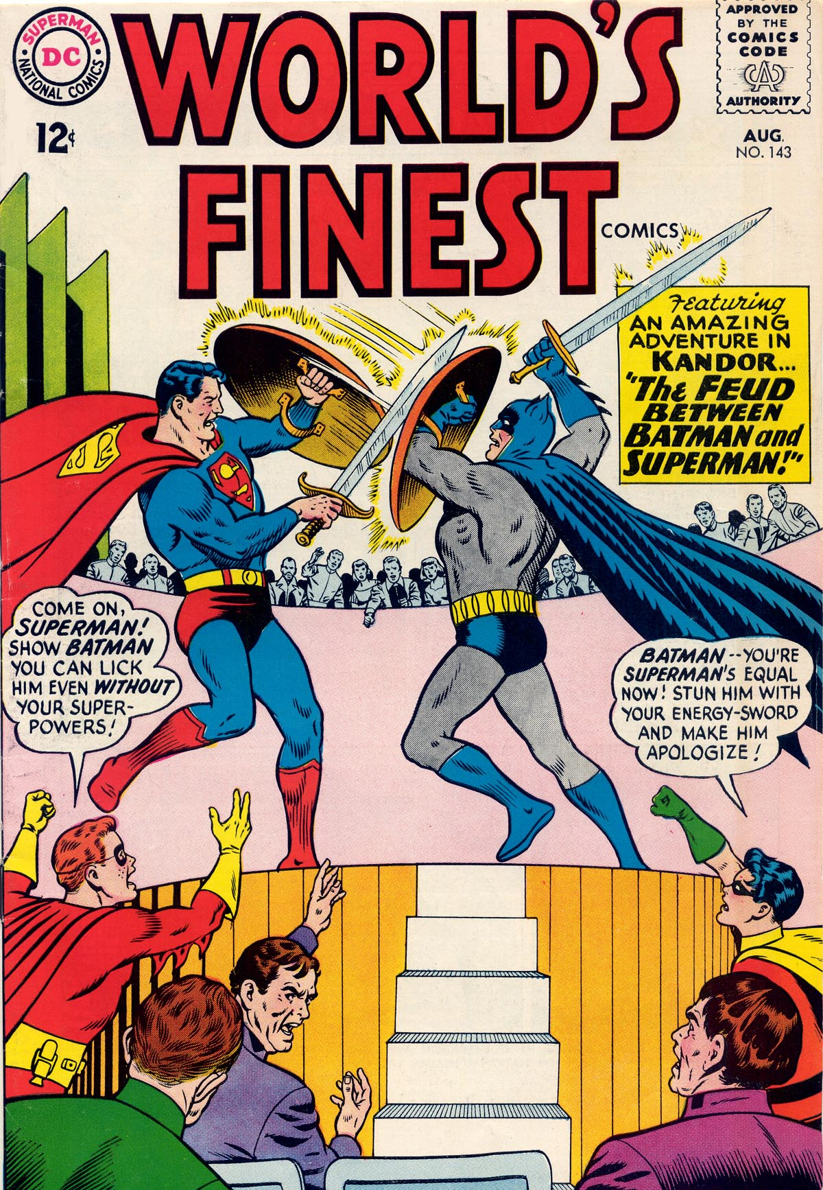 World's Finest Vol 1 143