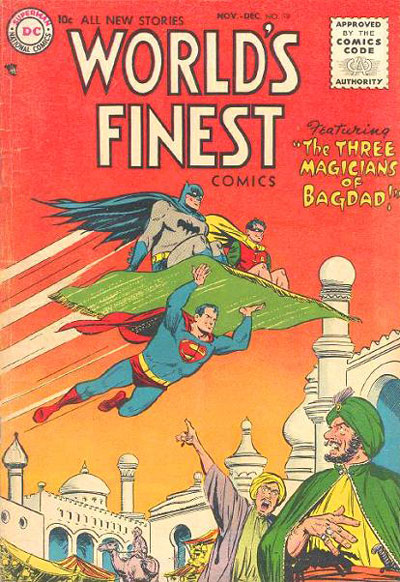 World's Finest Vol 1 79