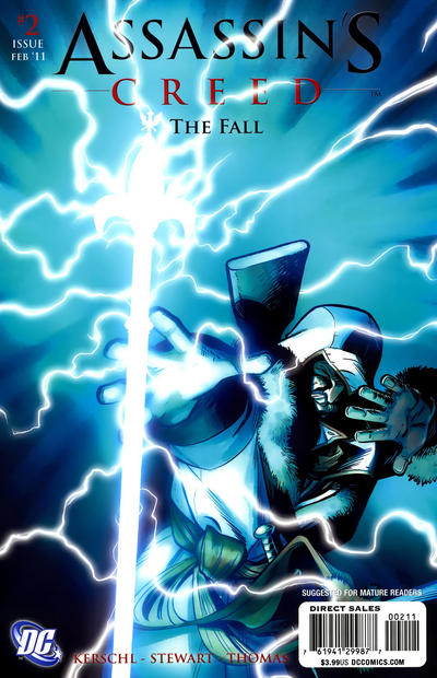 Assassin's Creed: The Fall Vol 1 2