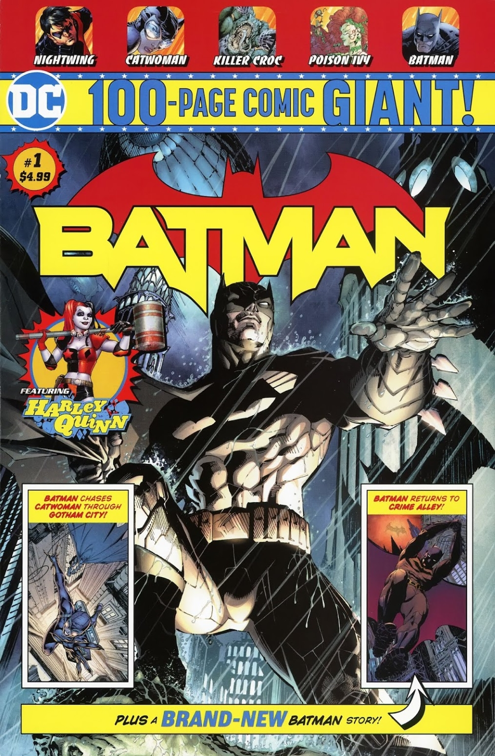 Batman Giant Vol 1 1