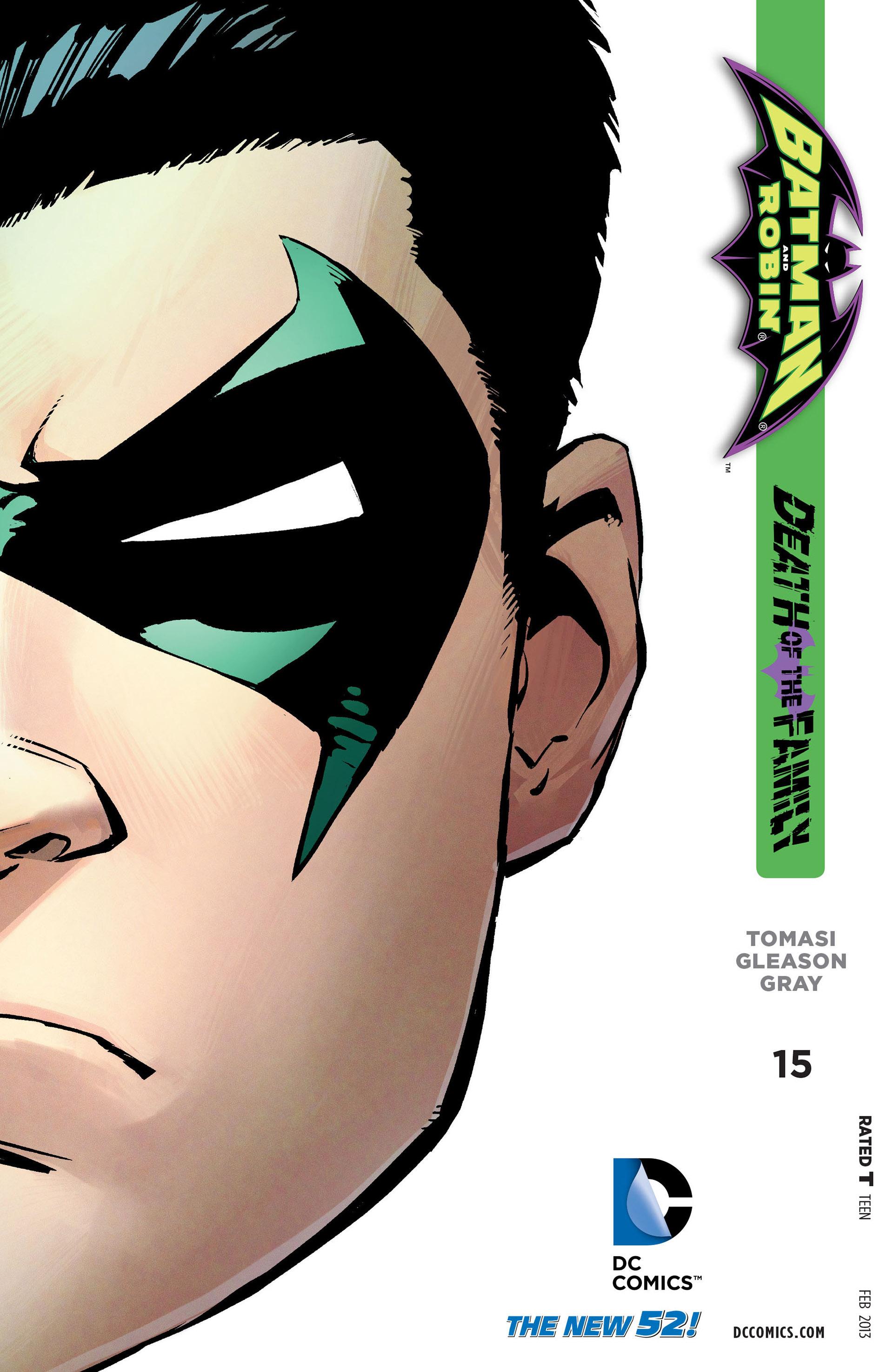 Batman and Robin Vol 2 15