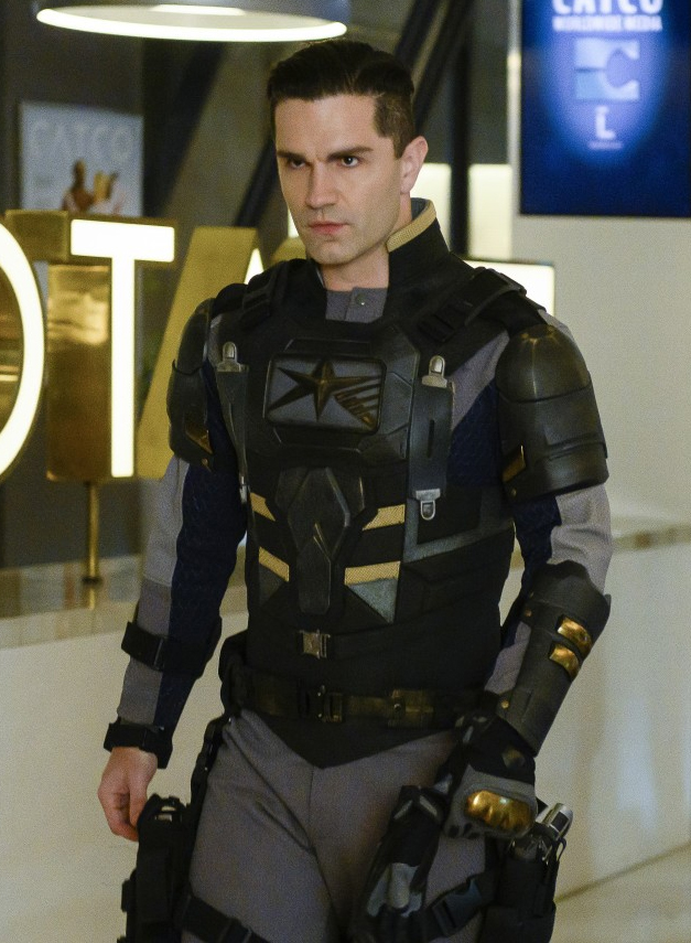 Benjamin Lockwood (Arrowverse: Earth-38)